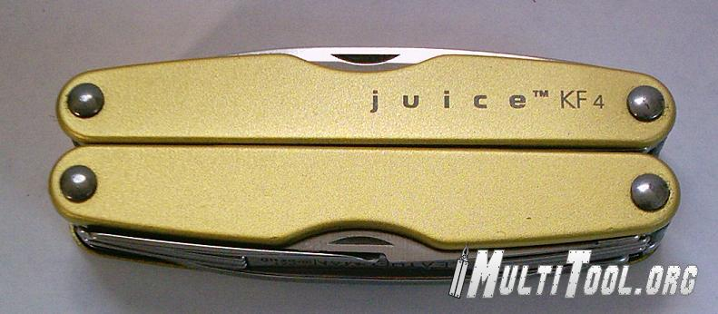 Leatherman Juice KF4