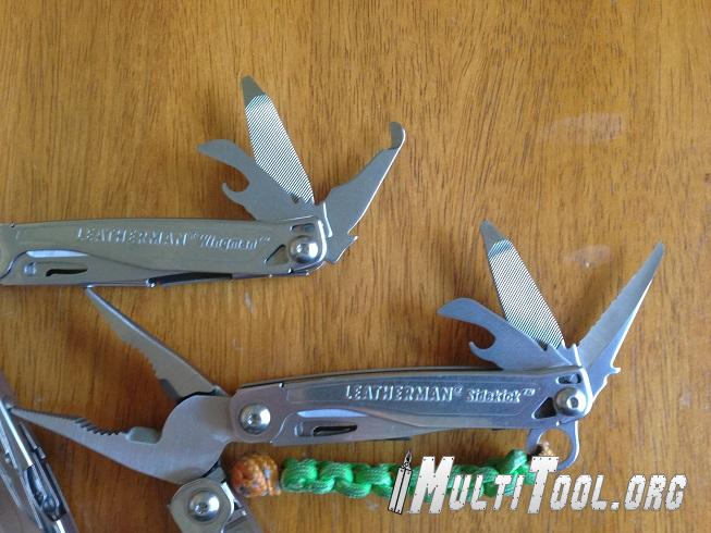 Leatherman Wingman & Sidekick