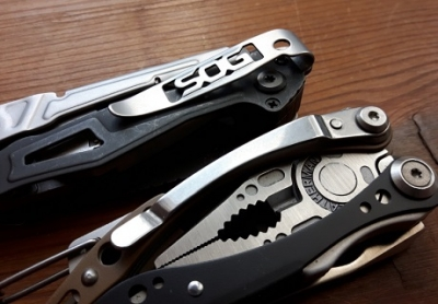 SOG Vs Leatherman Part 6