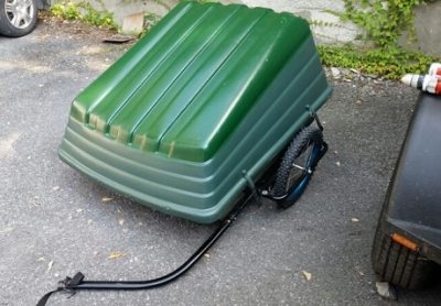 Small Bike Trailer